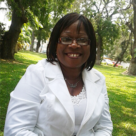 Dr. Charity Binka (Chair)