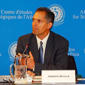 Dr. Joseph Siegle