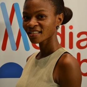 Gina Amedeka (Summer Intern, 2015)