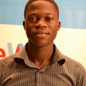 Richard Kofi Adukonu (Summer Intern, 2015)
