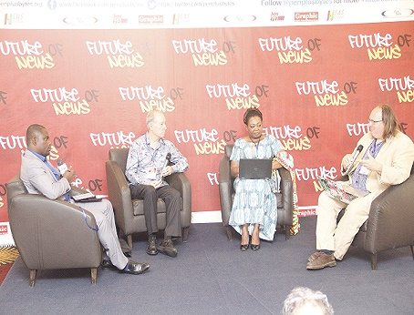 Future of News: The View from Accra
