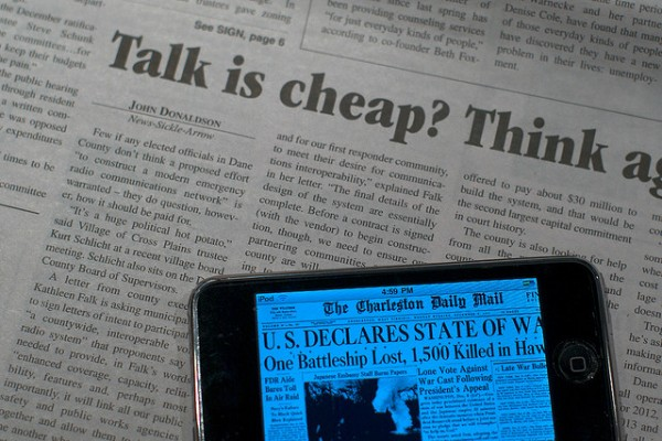 FUTURE OF NEWS: Death of Newspaper- Myth or Reality?