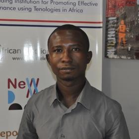 David Aduhene Tanoh (Intern, 2016)