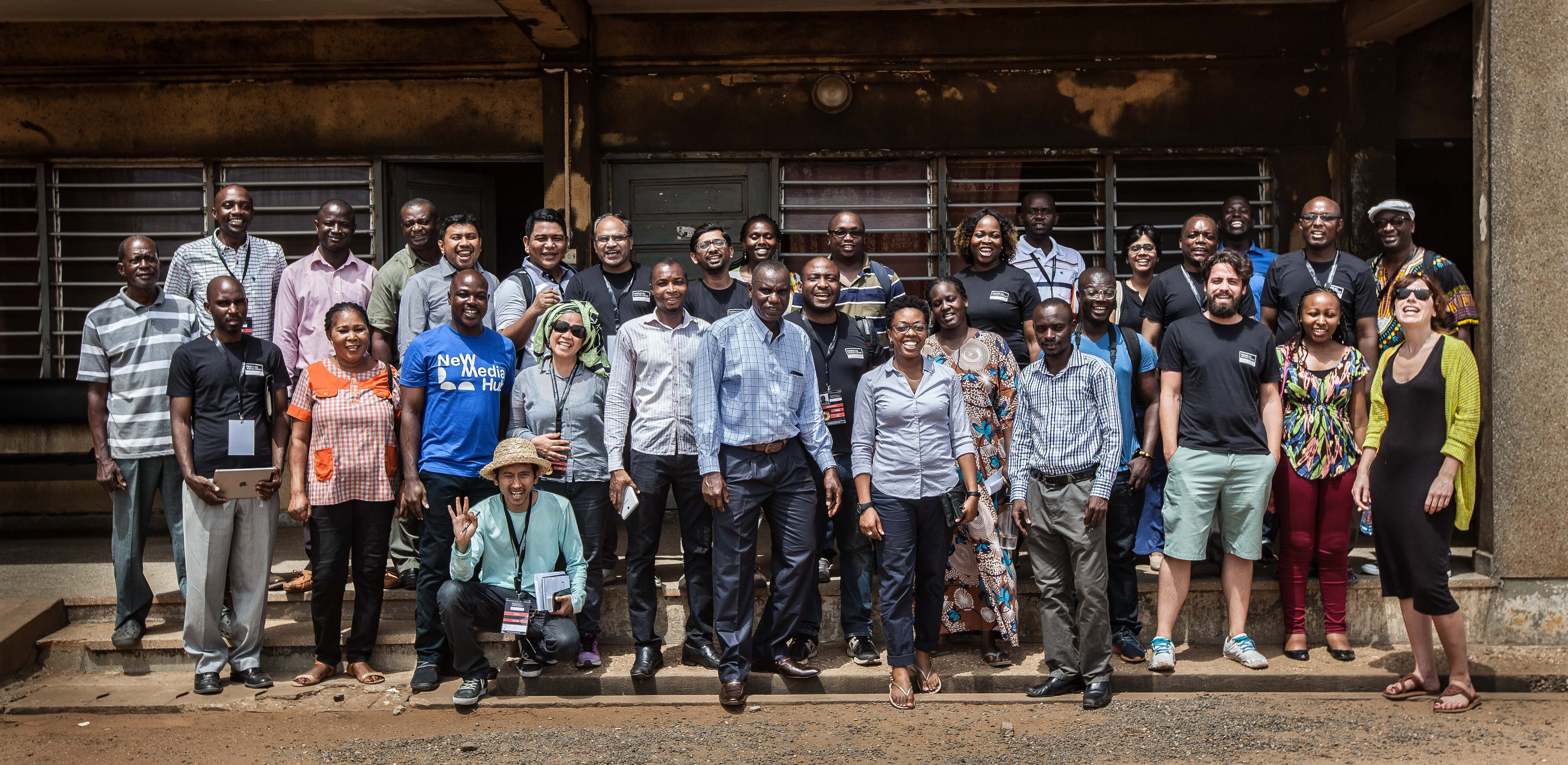 Penplusbytes schools GIC finalists on how technology is transforming governance
