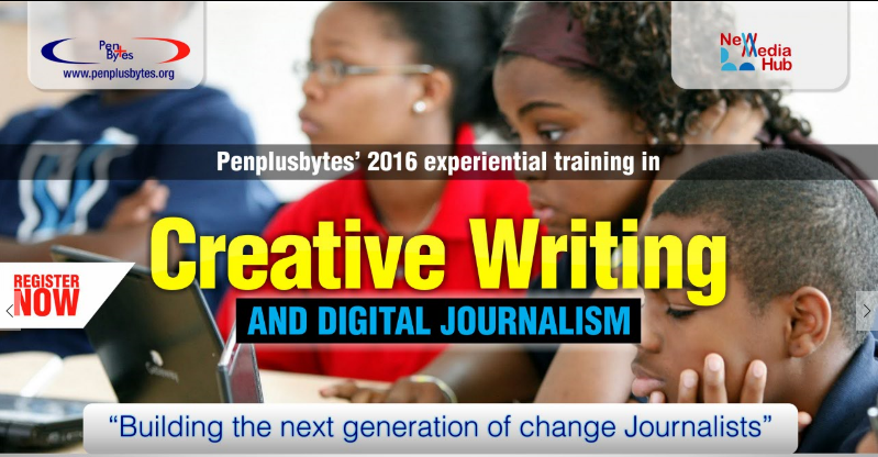 Journalism and creative writing