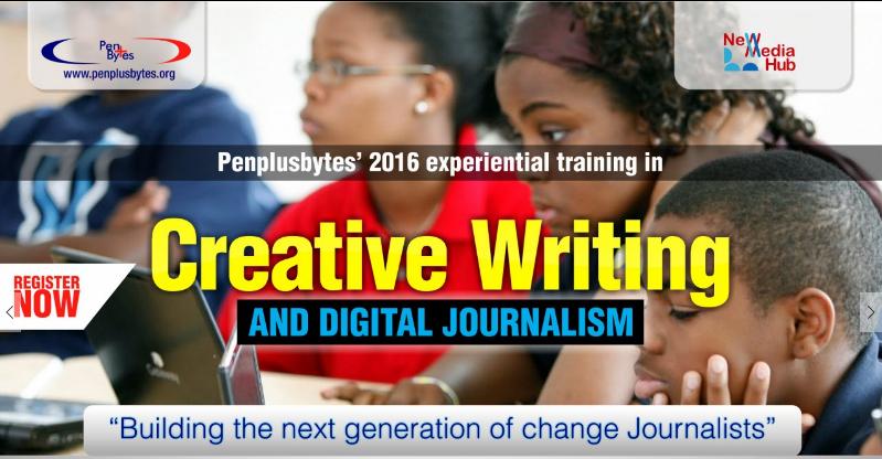 APPLY NOW: Penplusbytes to Train SHS Graduates in Creative Writing & Digital Journalism