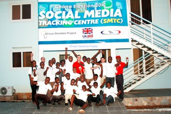 One-day Strategic Meeting on Using Technology to Support Ghana Elections 2016 ends in Accra
