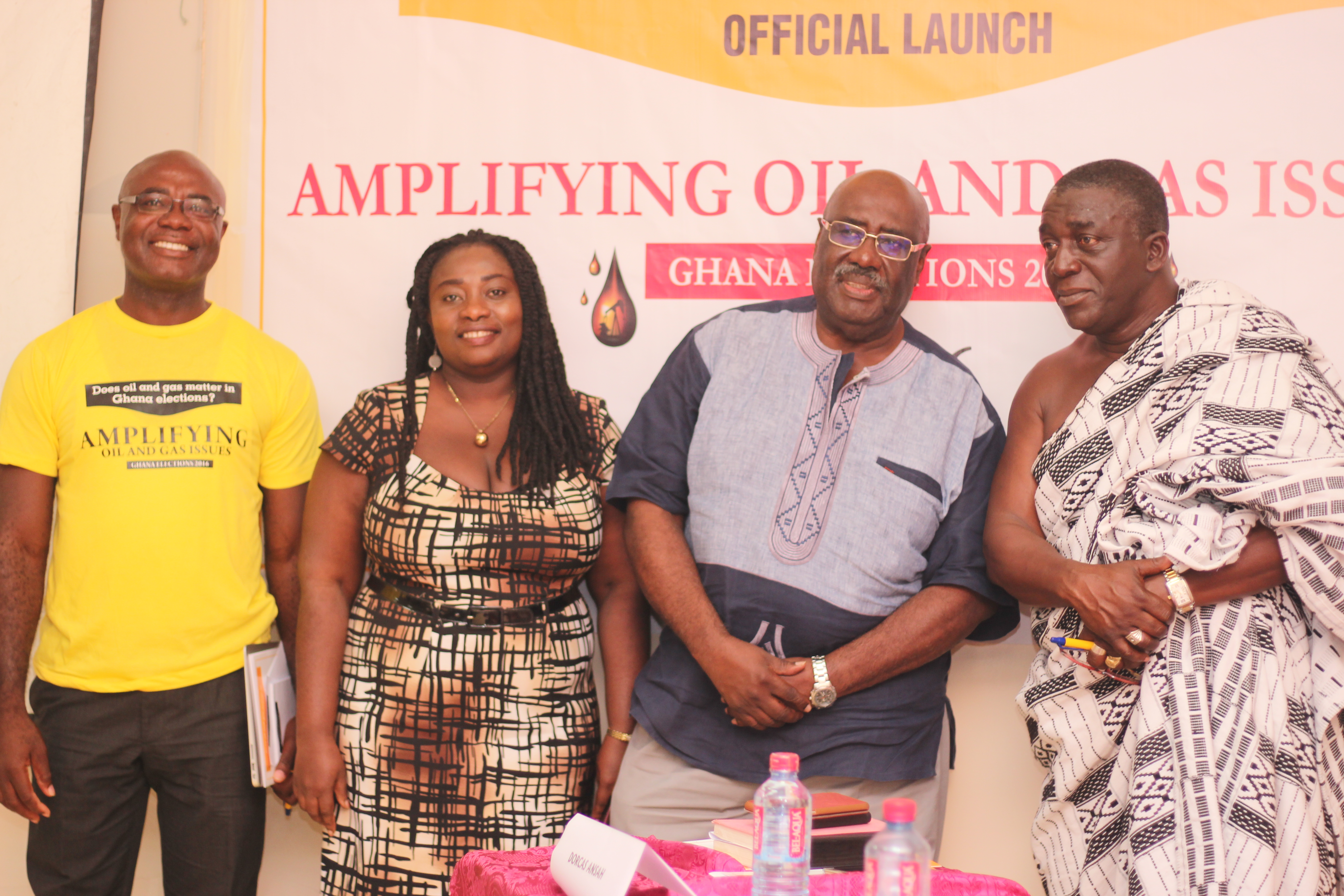 Penplusbytes Amplifies Oil and Gas Issues in Ghana Elections 2016