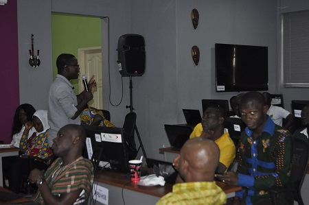 Penplusbytes & Parliamentary Press Corps Participate in GLOW 2016