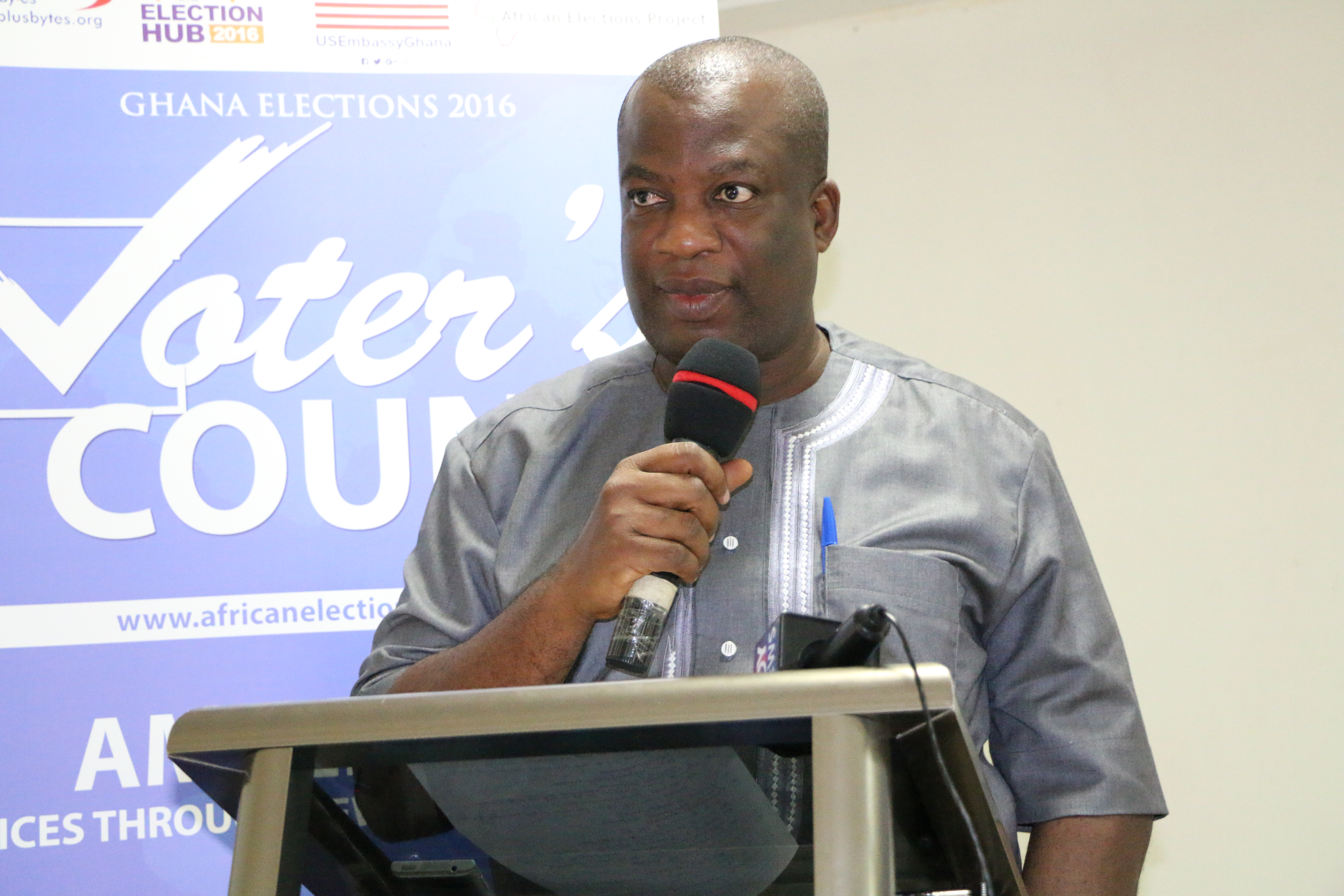 EC Admonishes Journalists to Avoid Misinformation of the Public