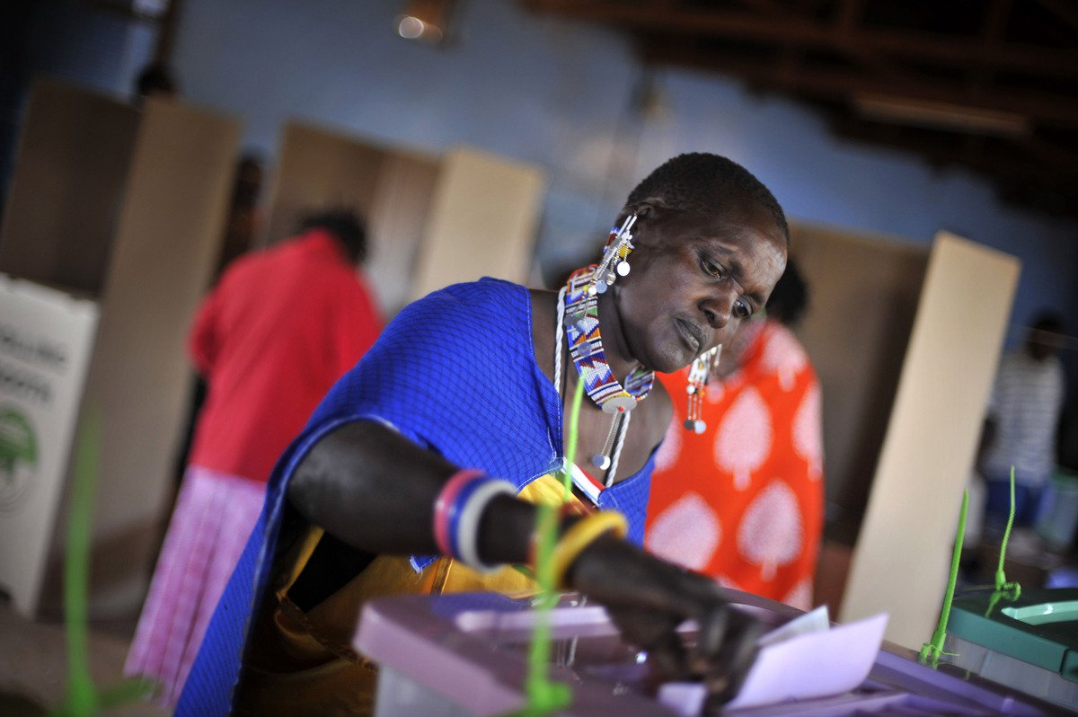 Penplusbytes' African Elections Project covers Kenyan Elections