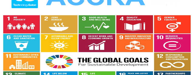 RSVP: Accra Tech Salon- How Can Technology support the achievement of SDGs in Ghana?