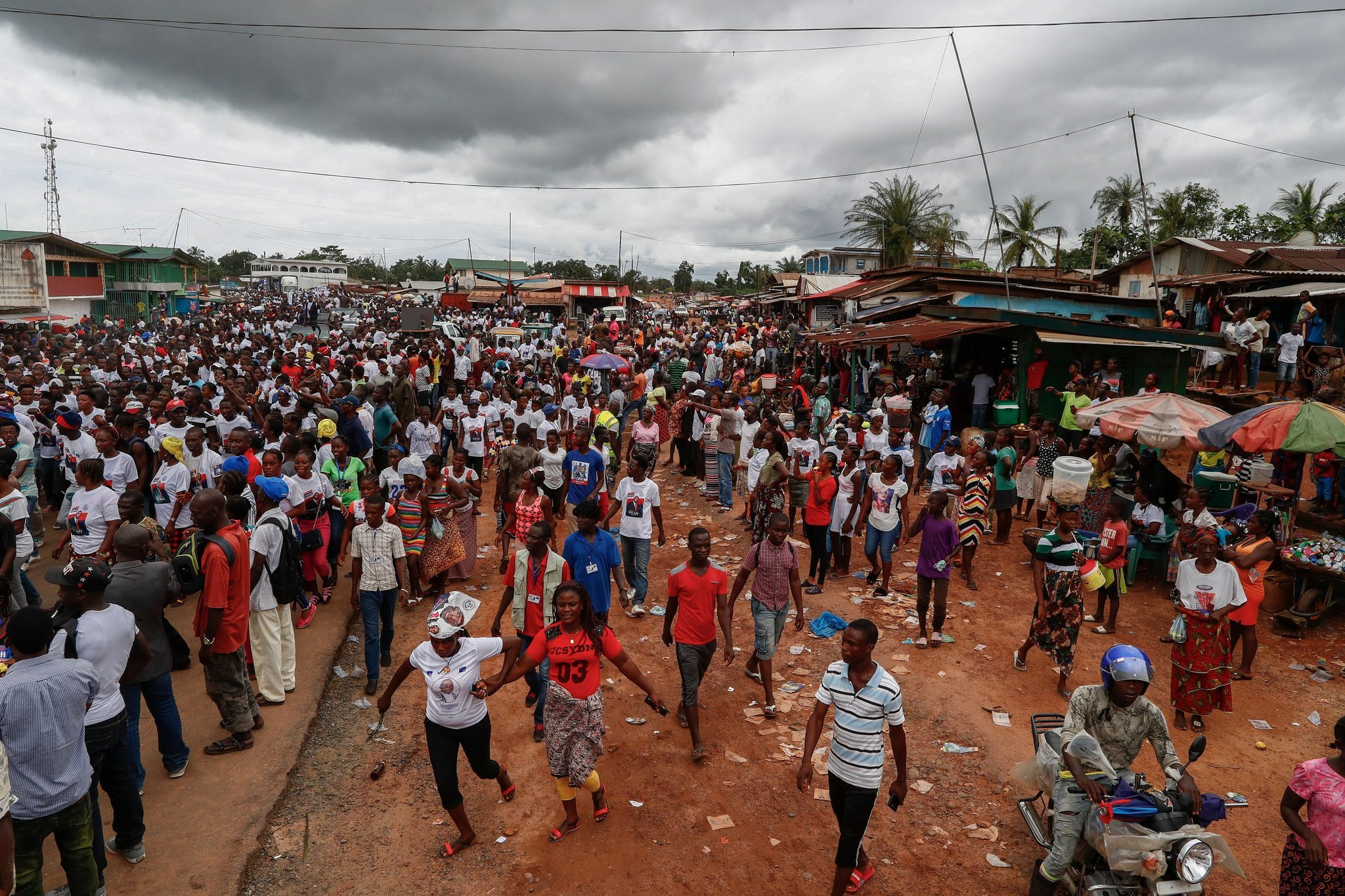 Penplusbytes' African Elections Project covers Liberia Elections