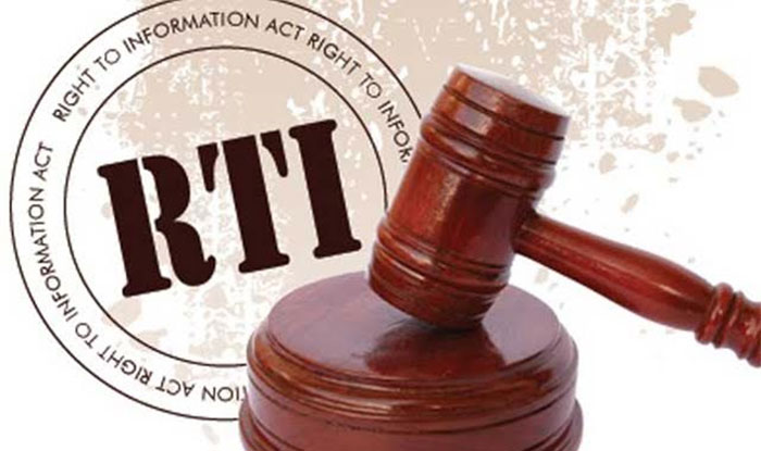 Parliament Calls For Contributions to the Right to Information Bill