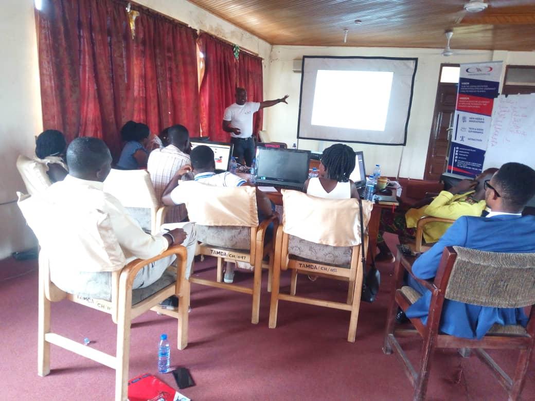 More Community Radio Journalists benefit from Penplusbytes' Data Journalism Training