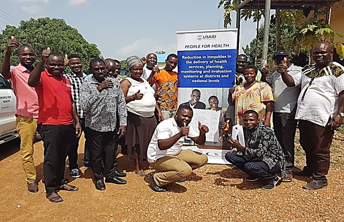 The use of technology for better health service delivery – The case of the People for Health Project