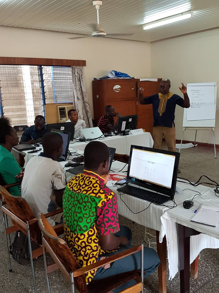 Final batch of Community Radio Journalists Schooled on Reporting Local Assembly budgets