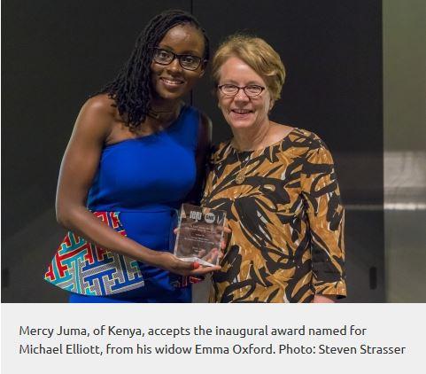 The Michael Elliott Award for Excellence in African Storytelling