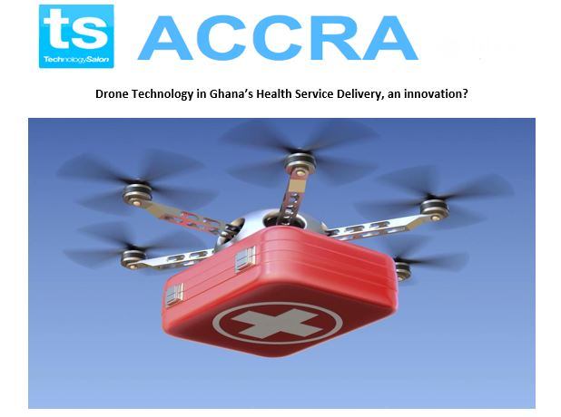 """RSVP Now: January Technology Salon on """"Drone Technology in Ghana's Health Service Delivery, an innovation?"""""""