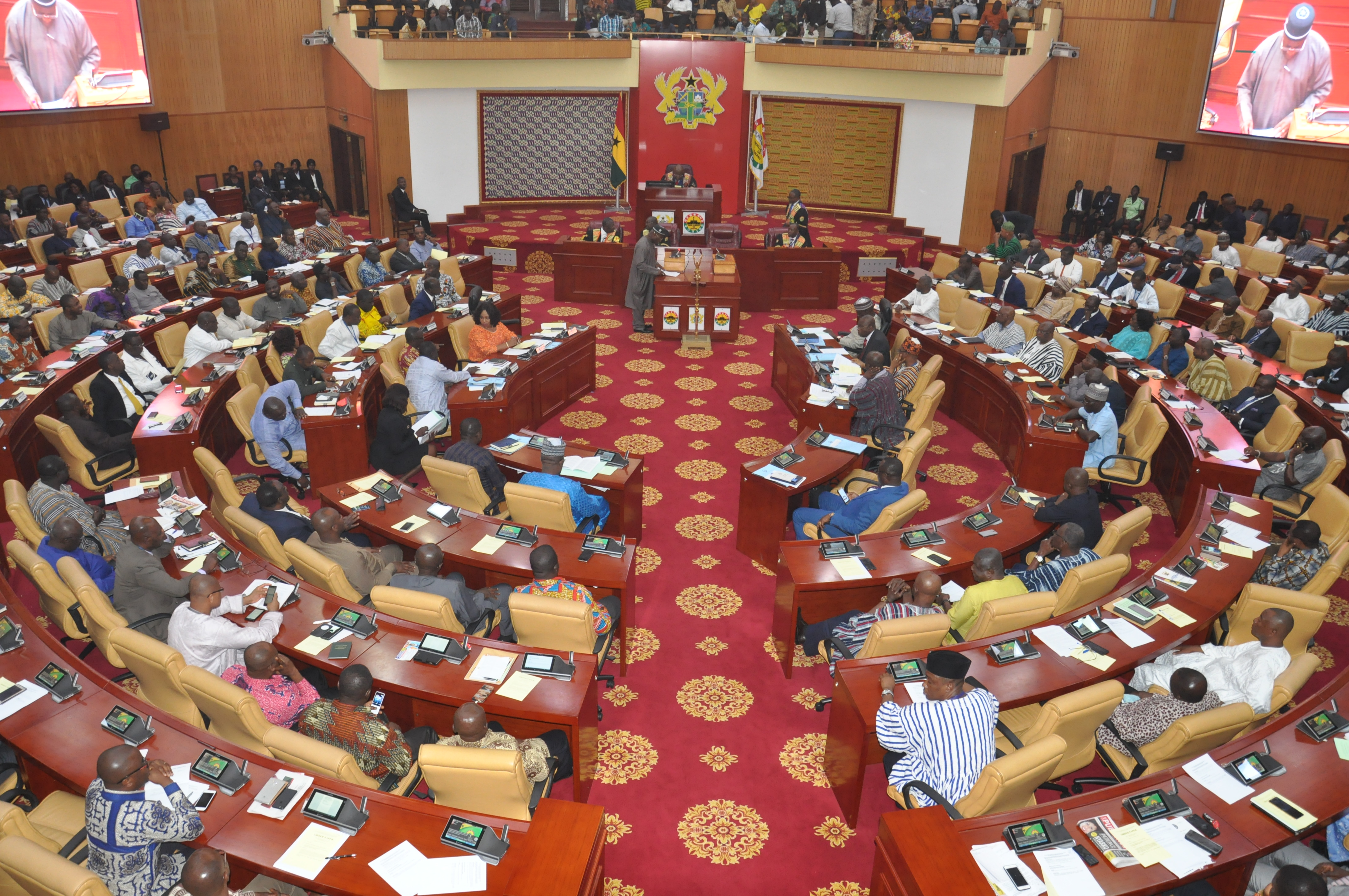 Parliament meets with CSOs on innovative means of tracking Government's assurances
