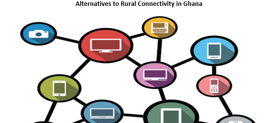 """RSVP Now: July Technology Salon on """"Alternatives to Rural Connectivity in Ghana"""""""