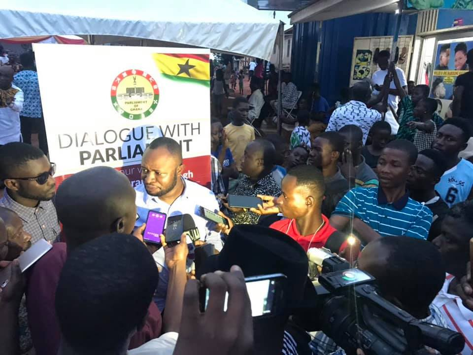 Penplusbytes connects citizens to the Assurance Committee to Hold Government to Account