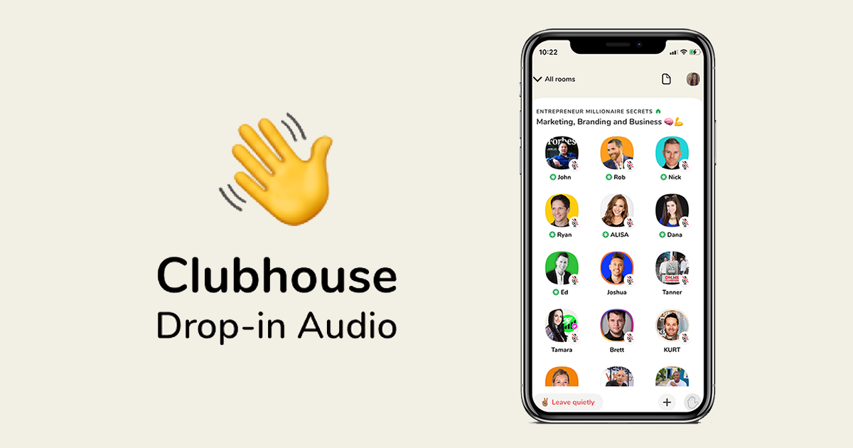 What's Clubhouse, and how can you use it to report?